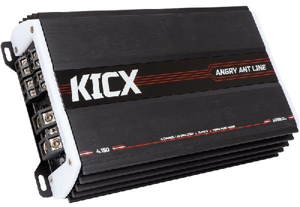 Усилитель KICX Angry Ant 4.150