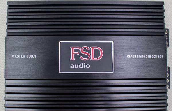 Усилитель FSD audio Master 800.1