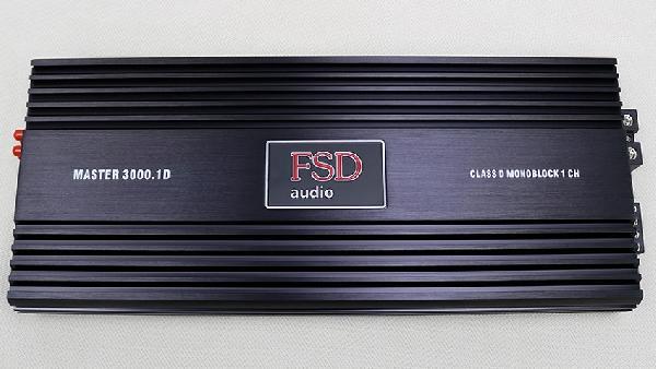 Усилитель FSD audio Master 3000.1D