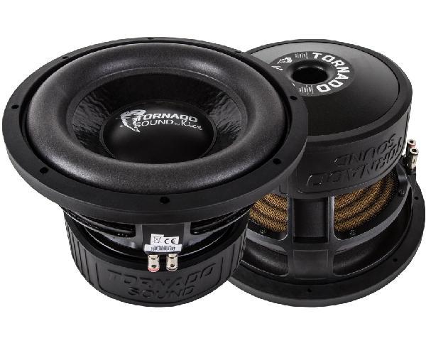 Сабвуфер KICX Tornado Sound 12 (1+1)
