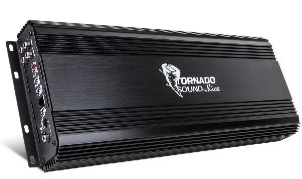 Усилитель KICX Tornado Sound 2500.1