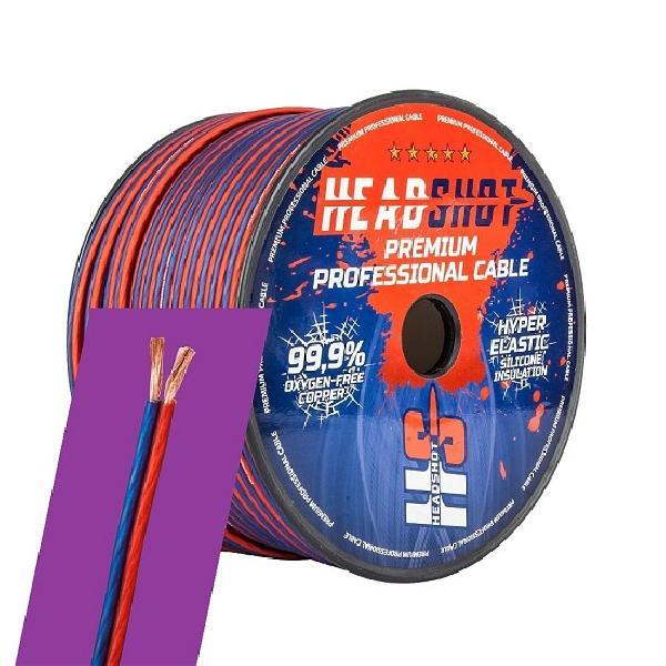 Акустический кабель KICX HeadShot OFC14100