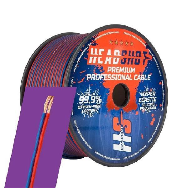 Акустический кабель KICX HeadShot OFC16100