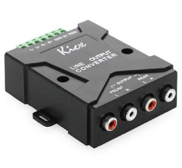 Конвертор уровня KICX HL 370