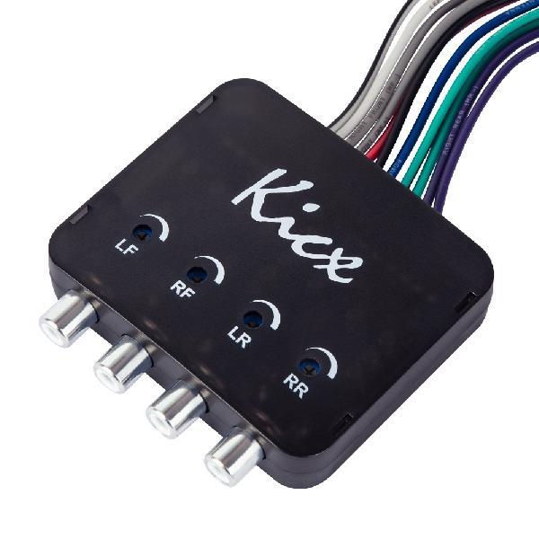 Конвертор уровня KICX HL04MS