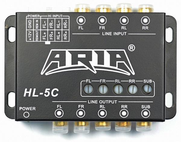 Конвертор уровня ARIA HL-5C