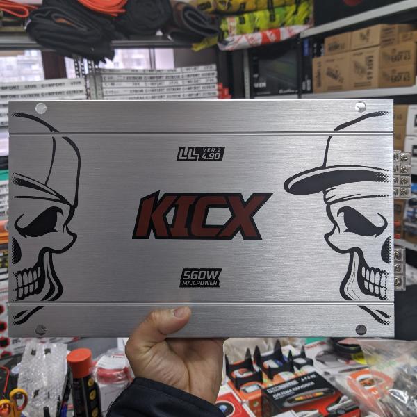 Усилитель Kicx LL 90.4 Ver.2