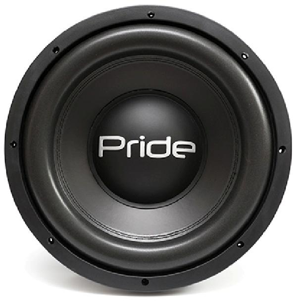 фото: Pride HP 12 (1.6+1.6)