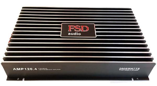 фото: FSD audio AMP 120.4