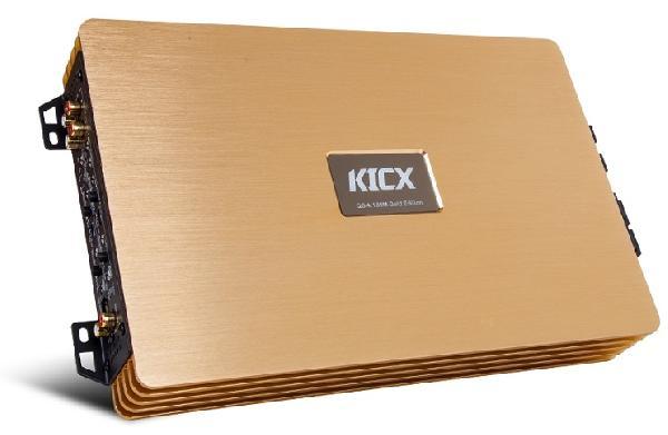 Усилитель KICX QS 4.160М Gold Edition