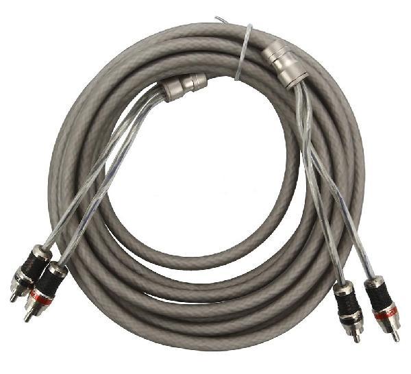 Межблочный кабель KICX RCA-02 PRO (4.9m)