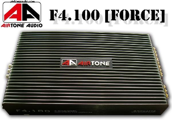 Усилитель Airtone Audio  F4.100 Force