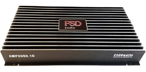 фото: FSD audio AMP 2000.1D