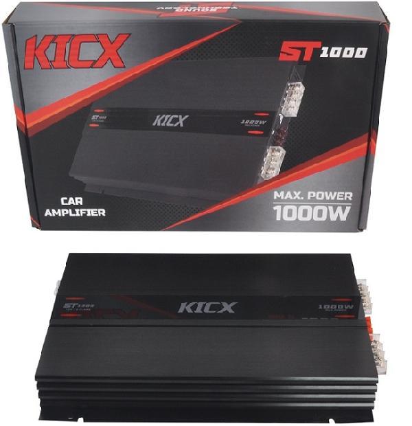 Усилитель KICX ST 1000