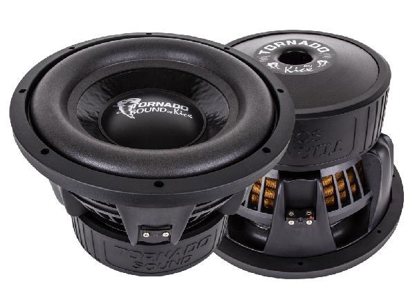 KICX Tornado Sound 12М (2+2)