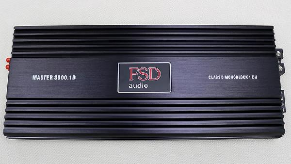 Усилитель FSD audio Master 3000.1D
