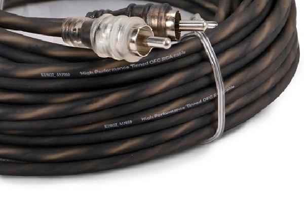Межблочный кабель Kingz Audio TSR-17RCA 4ch