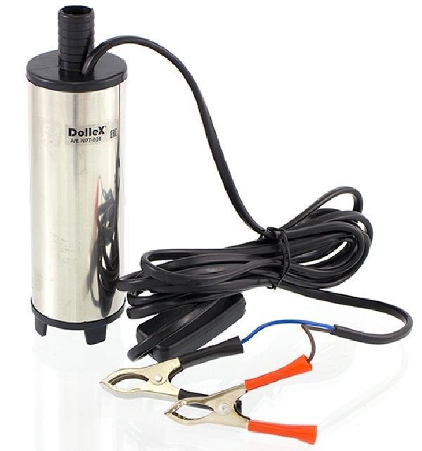 Насос перекачки топлива (для солярки) DolleX NPT-024