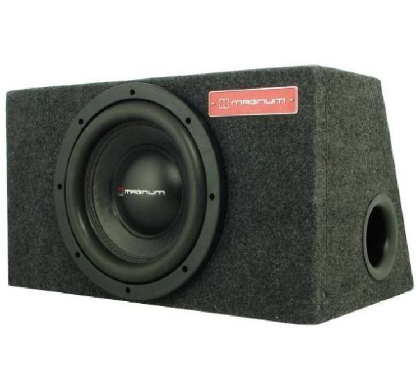 Сабвуфер MAGNUM MLW 104 V-BOX