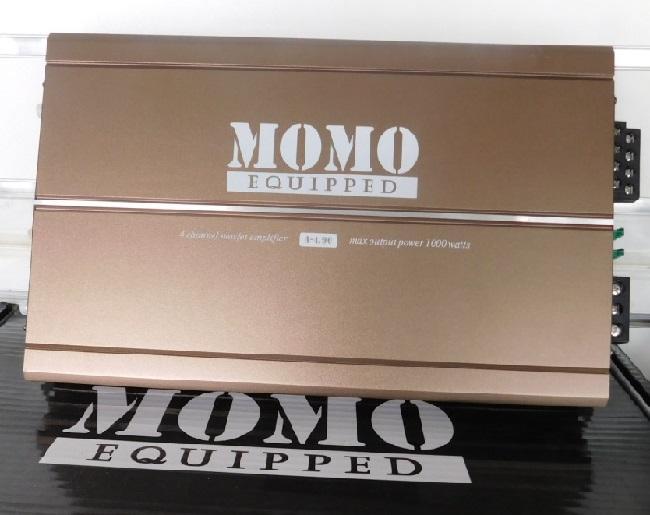 Momo A-4.90 V2 (4.100) | Купить 4-канальные в магазине BUY-SOUND, цена на Усилитель Momo A-4.90 V2 (4.100) | 5537