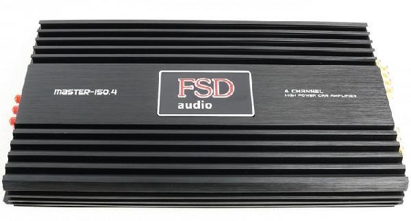 Усилитель FSD audio Master 150.4