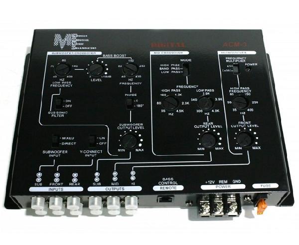 Momo ACM-3