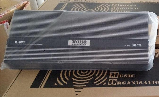 Mомо D-3000 | Купить 1-канальные в магазине BUY-SOUND, цена на Усилитель Mомо D-3000 | 5958