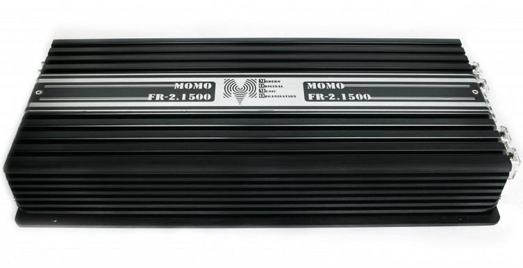 Momo FR-2.1500 | Купить 2-3-канальные в магазине BUY-SOUND, цена на Усилитель Momo FR-2.1500 | 7768