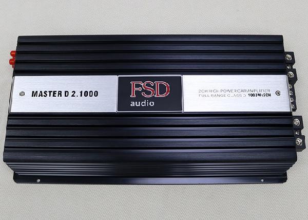 Усилитель FSD audio MASTER D2.1000