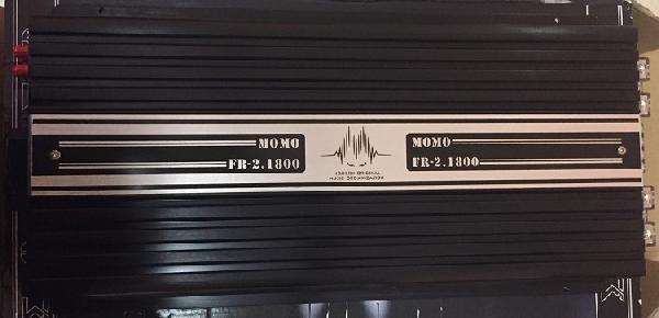 Усилитель Momo FR-2.1800