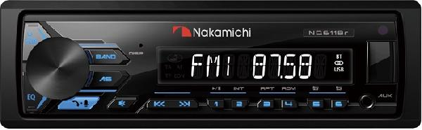 Автомагнитола Nakamichi NQ611BR
