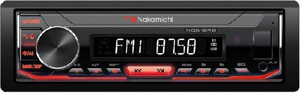 Автомагнитола Nakamichi NQ610RB