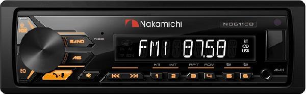 Автомагнитола Nakamichi NQ611OB