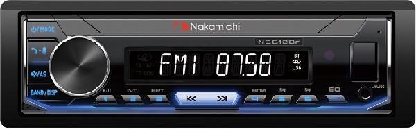 Автомагнитола Nakamichi NQ610BR