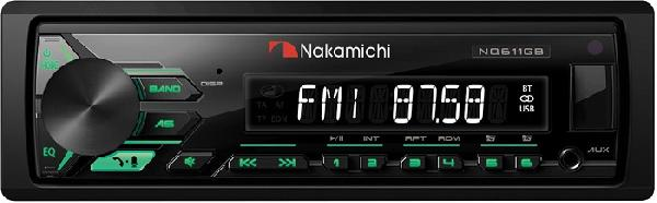 Автомагнитола Nakamichi NQ611GB