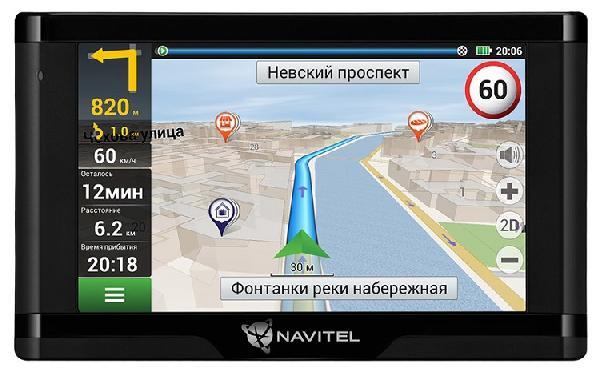 NAVITEL E500 MAGNETIC