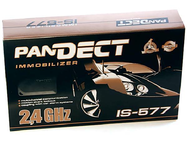 Иммобилайзер Pandect IS-577