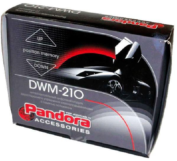 Контроллер Pandora DWM 210