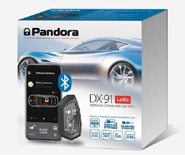Pandora DX 91LoRa