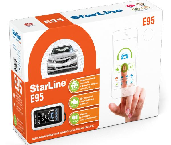 фото: StarLine E95 CAN-LIN