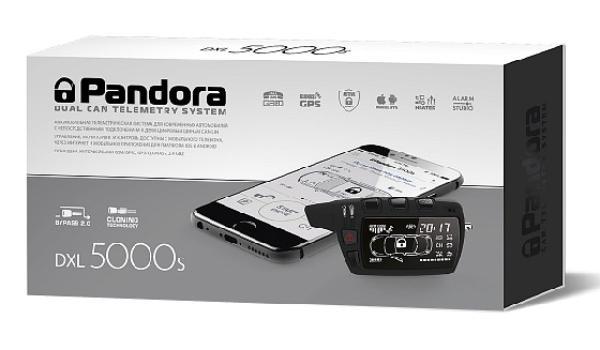 Сигнализация Pandora DXL 5000 S