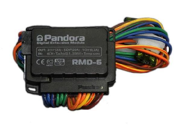 Модуль запуска и расширения каналов Pandora RMD-6