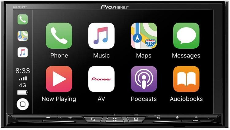 Pioneer AVH-Z9200BT