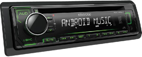 Автомагнитола Kenwood KDC-120UG