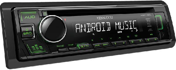 Автомагнитола Kenwood KDC-130UG