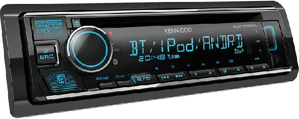 Автомагнитола Kenwood KDC-BT530U