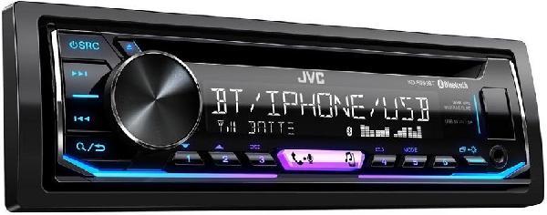 Автомагнитола JVC KD-R992ВT