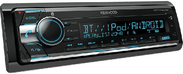 фото: Kenwood KDC-X5200BT