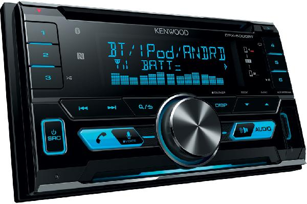 фото: Kenwood DPX-5000BT