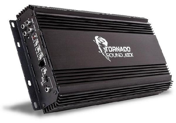 Усилитель KICX Tornado Sound 1500.1